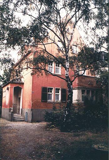 Rotes Haus Mehrheim